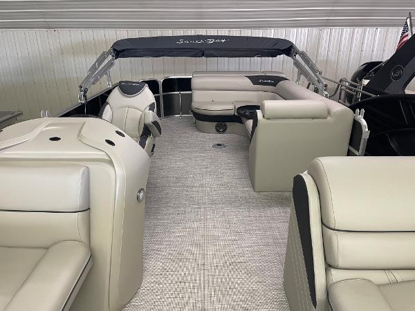 2021 South Bay boat for sale, model of the boat is 224CR LE 25 & Image # 5 of 11