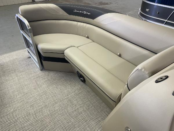 2021 South Bay boat for sale, model of the boat is 224CR LE 25 & Image # 8 of 11