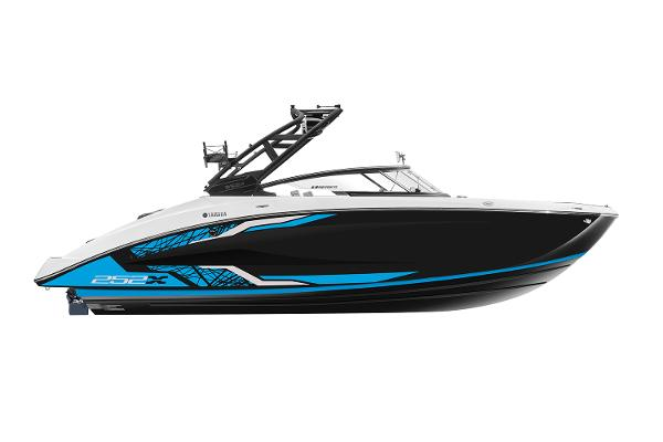2022 Yamaha boat for sale, model of the boat is 252XE & Image # 1 of 6