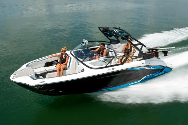 2022 Yamaha boat for sale, model of the boat is 252XE & Image # 6 of 6