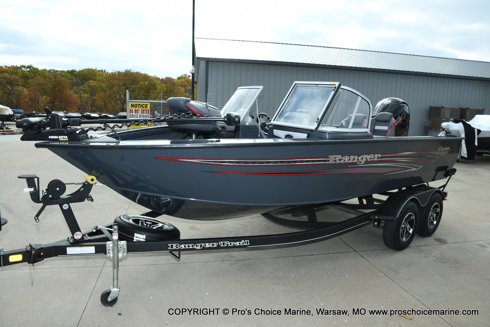 2021 Ranger Boats boat for sale, model of the boat is VX1788 WT w/150HP Pro-XS 4 Stroke & Image # 16 of 50