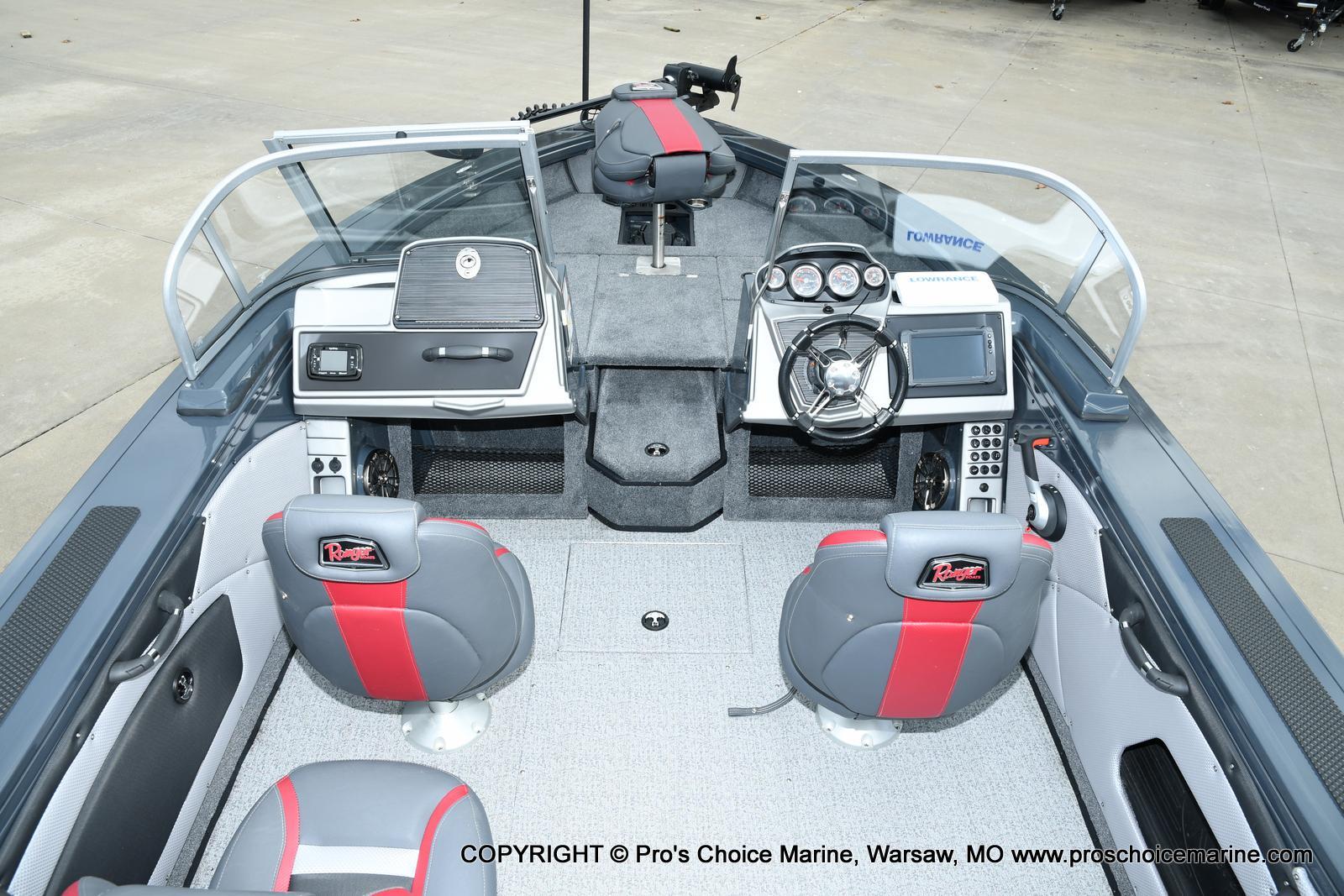 2021 Ranger Boats boat for sale, model of the boat is VX1788 WT w/150HP Pro-XS 4 Stroke & Image # 21 of 50