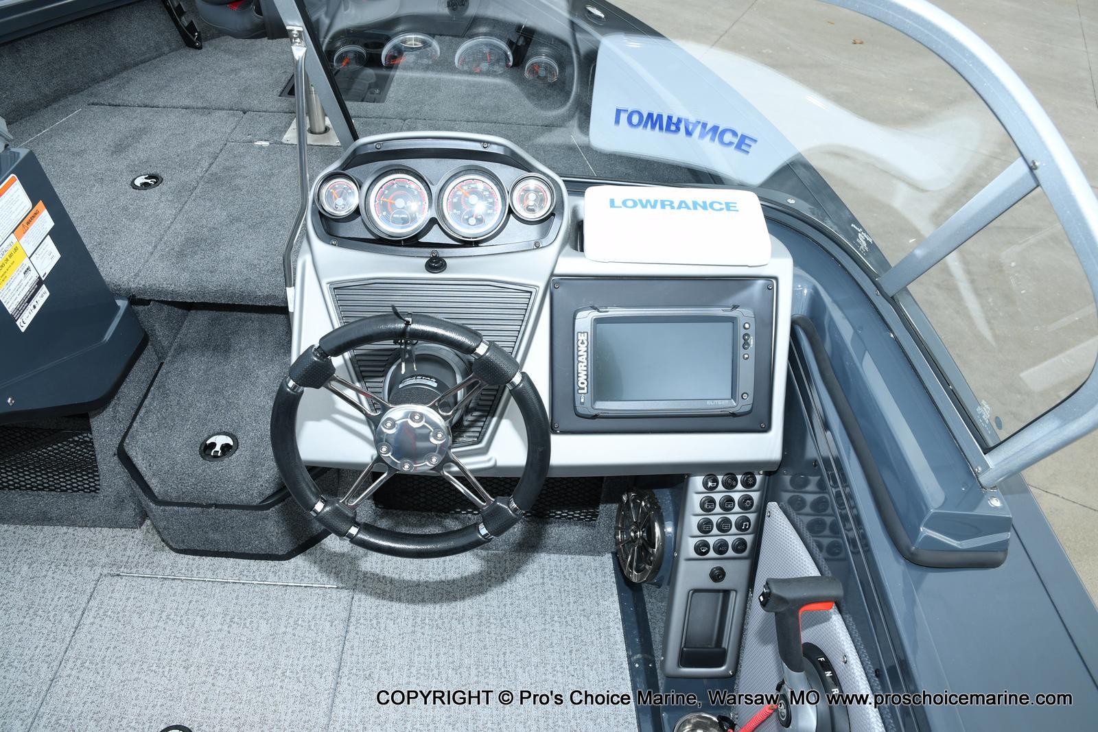 2021 Ranger Boats boat for sale, model of the boat is VX1788 WT w/150HP Pro-XS 4 Stroke & Image # 33 of 50