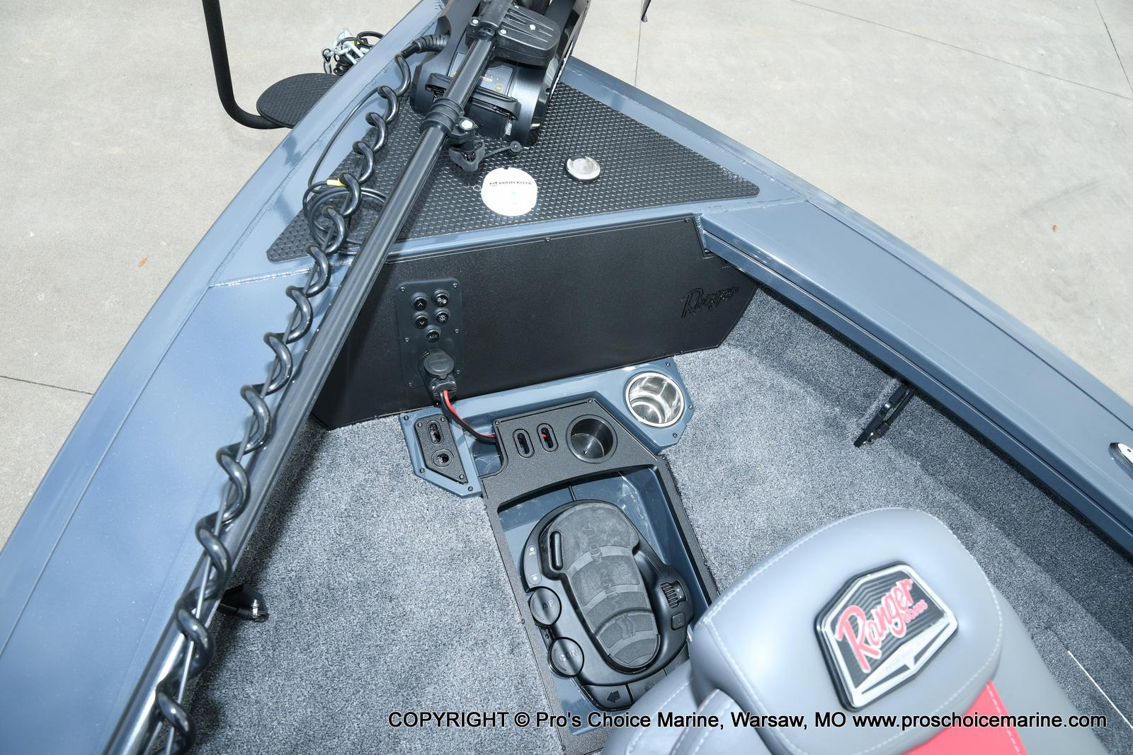 2021 Ranger Boats boat for sale, model of the boat is VX1788 WT w/150HP Pro-XS 4 Stroke & Image # 46 of 50