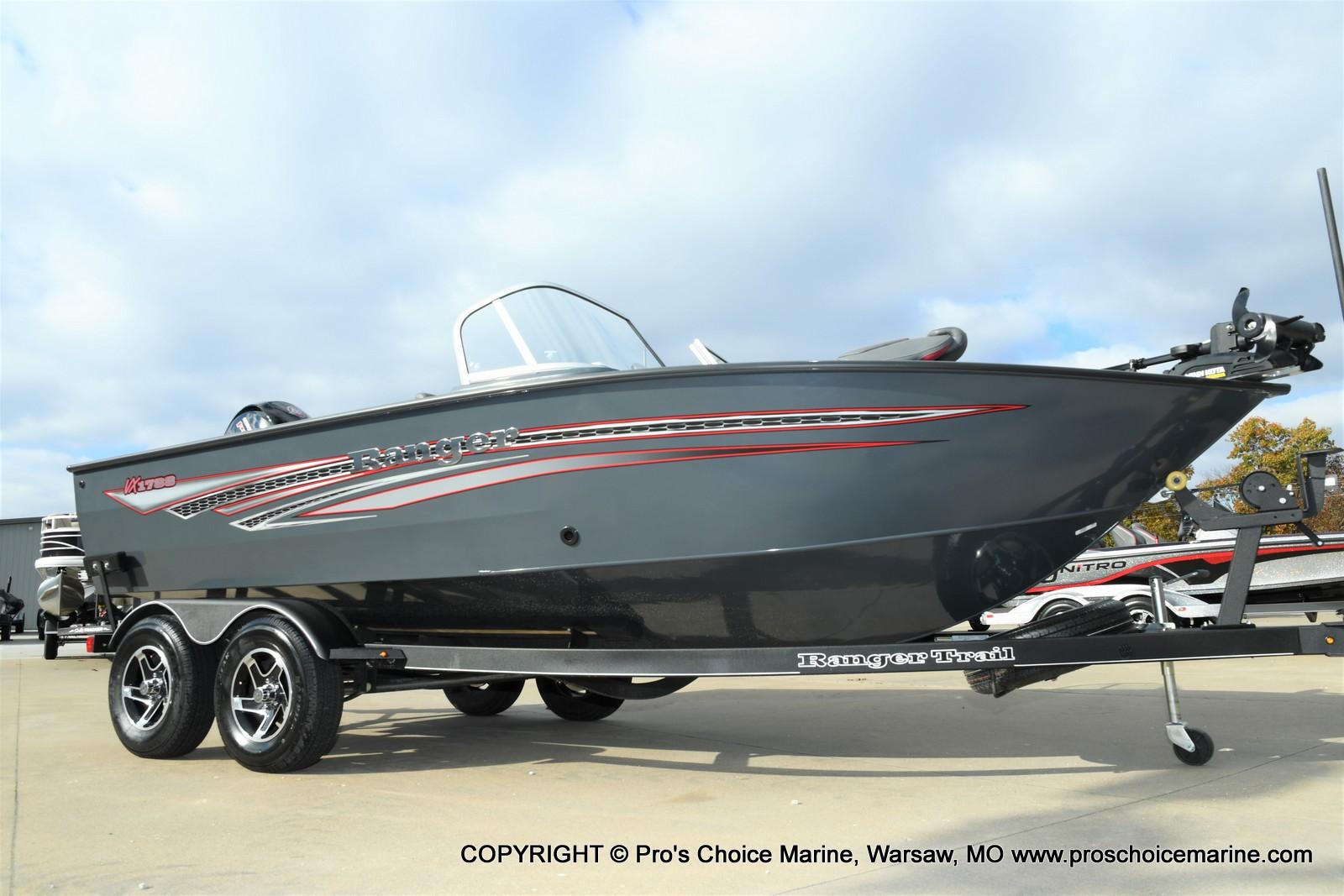 2021 Ranger Boats boat for sale, model of the boat is VX1788 WT w/150HP Pro-XS 4 Stroke & Image # 15 of 50