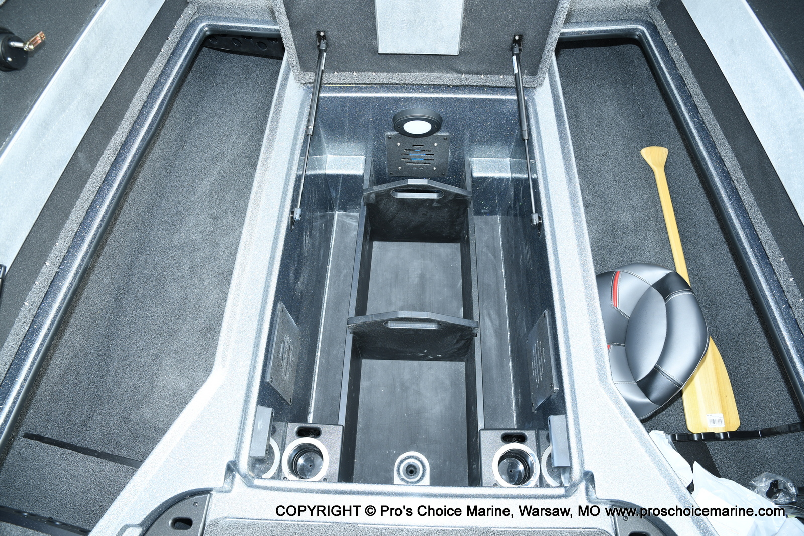 2021 Nitro boat for sale, model of the boat is Z20 PRO PACKAGE & Image # 42 of 50