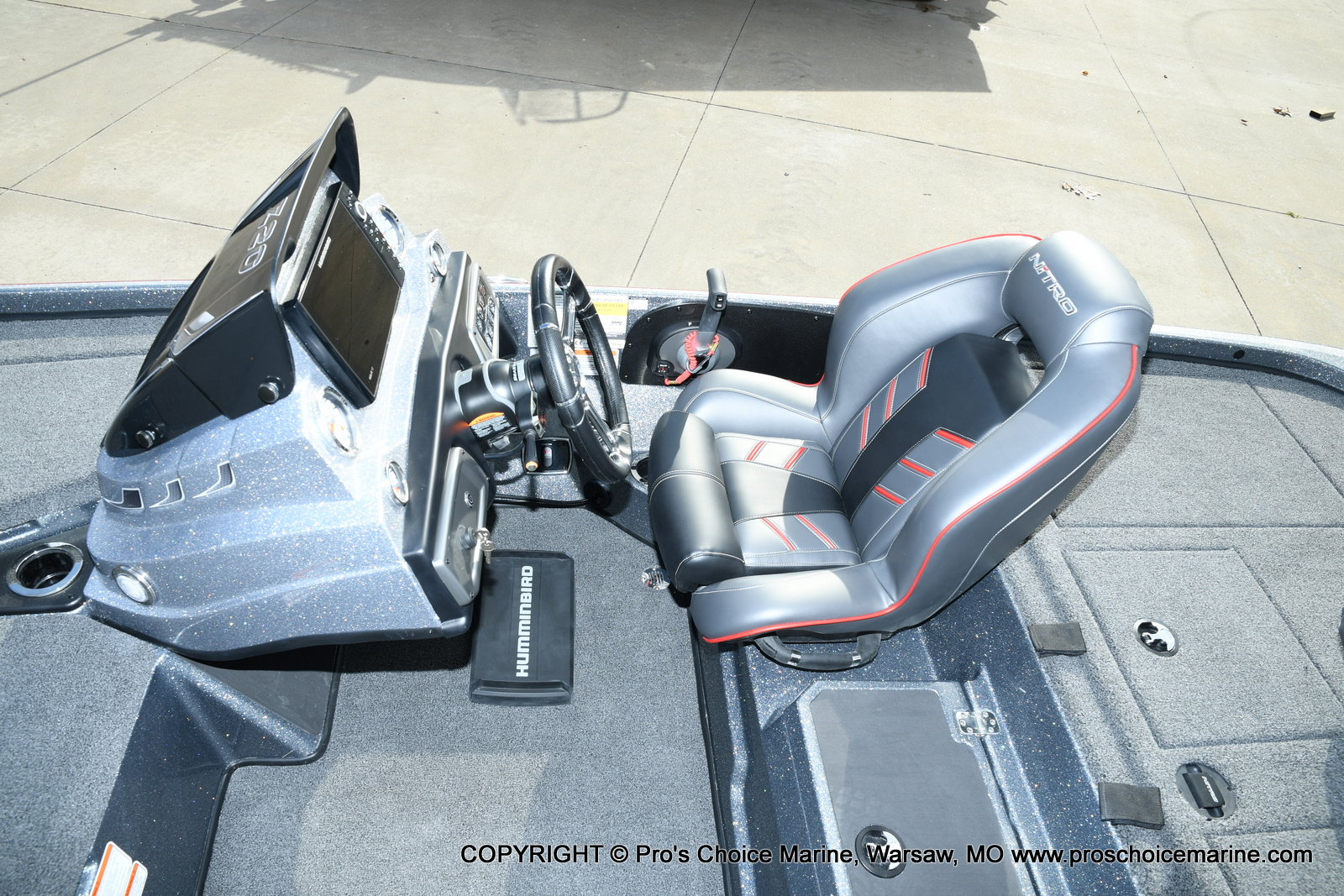 2021 Nitro boat for sale, model of the boat is Z20 PRO PACKAGE & Image # 36 of 50