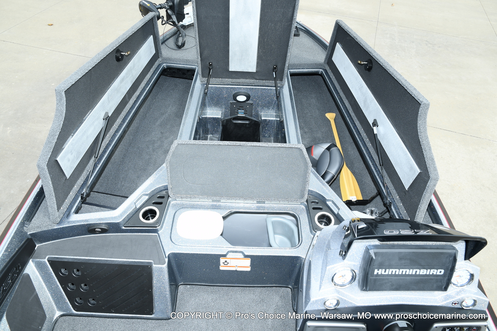 2021 Nitro boat for sale, model of the boat is Z20 PRO PACKAGE & Image # 41 of 50