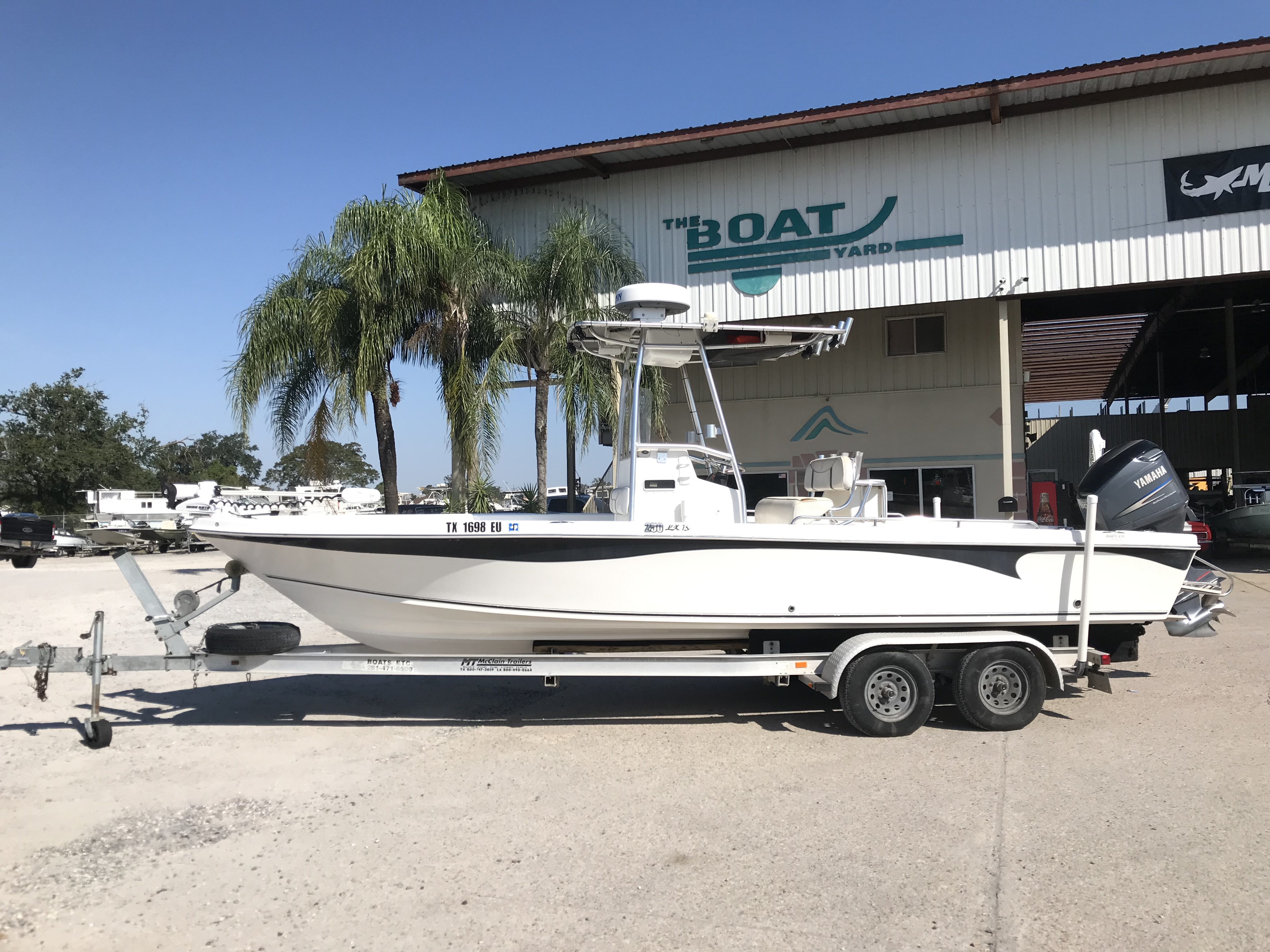 2007 Sea Chaser 250 LX