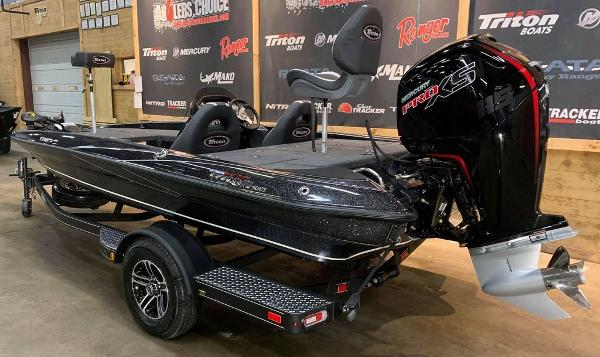 2021 Triton boat for sale, model of the boat is 179 TRX & Image # 3 of 18