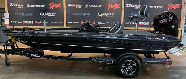 2021 Triton boat for sale, model of the boat is 179 TRX & Image # 1 of 18