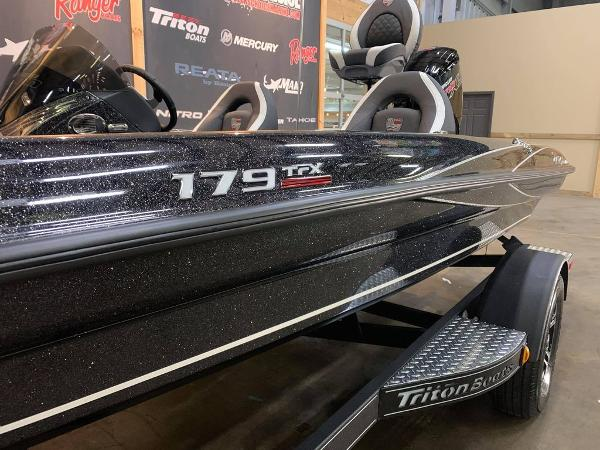 2021 Triton boat for sale, model of the boat is 179 TRX & Image # 18 of 18