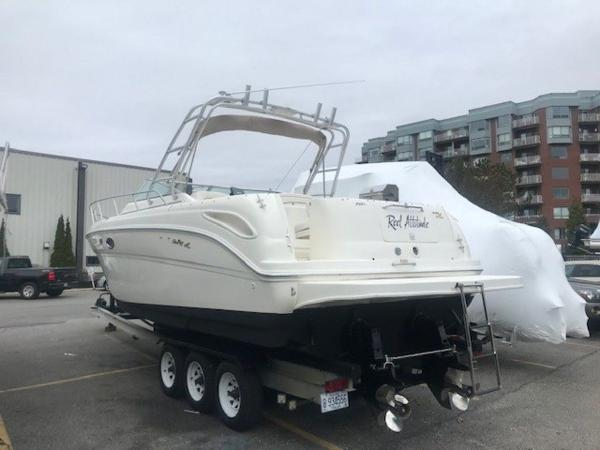 2000 SEA RAY 29' AMBERJACK for sale