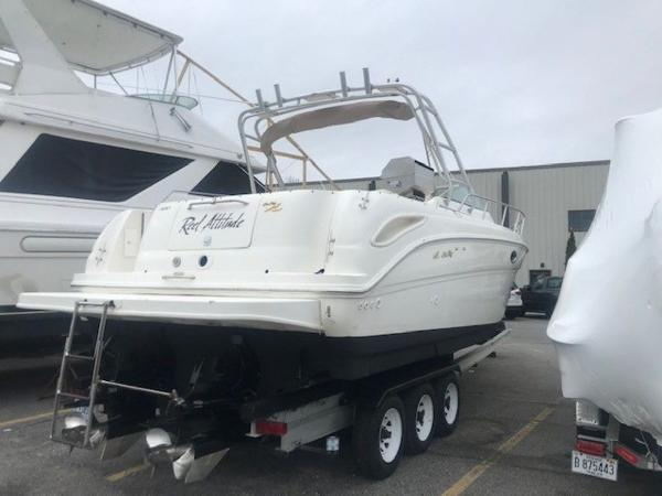 2000 Sea Ray boat for sale, model of the boat is 29' Amberjack & Image # 2 of 22