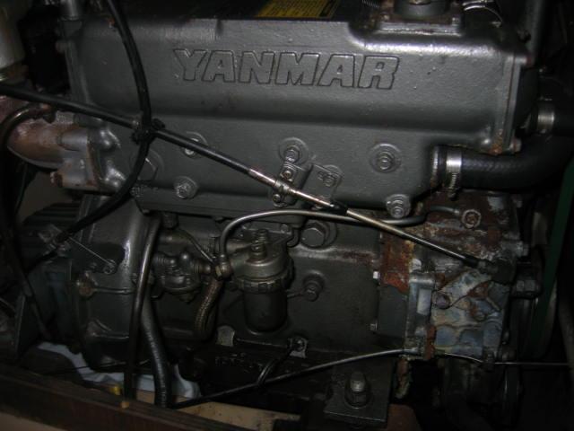 Yanmar 3-Cylinder FWC Diesel
