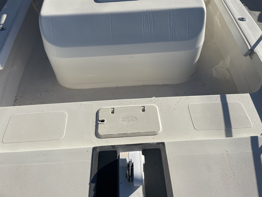 2008 Twin Vee boat for sale, model of the boat is 36 SC & Image # 17 of 17