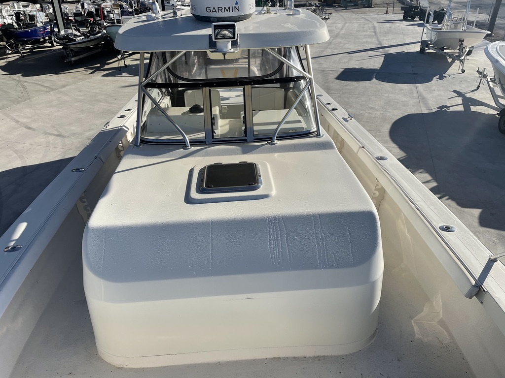 2008 Twin Vee boat for sale, model of the boat is 36 SC & Image # 3 of 17