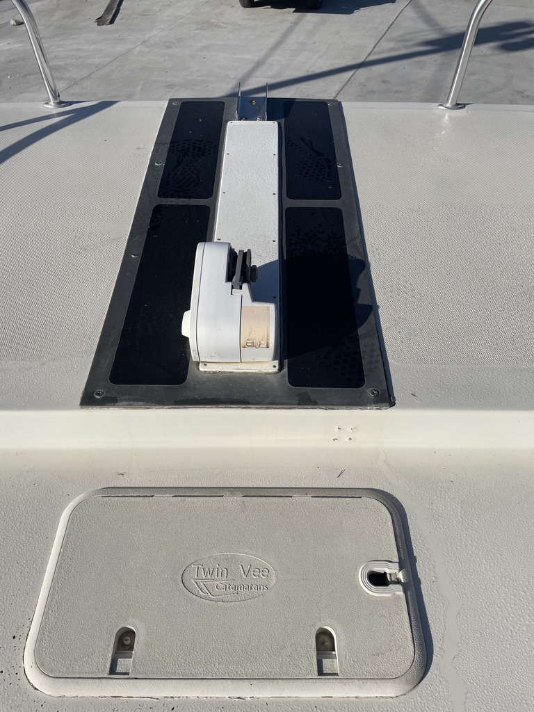 2008 Twin Vee boat for sale, model of the boat is 36 SC & Image # 8 of 17