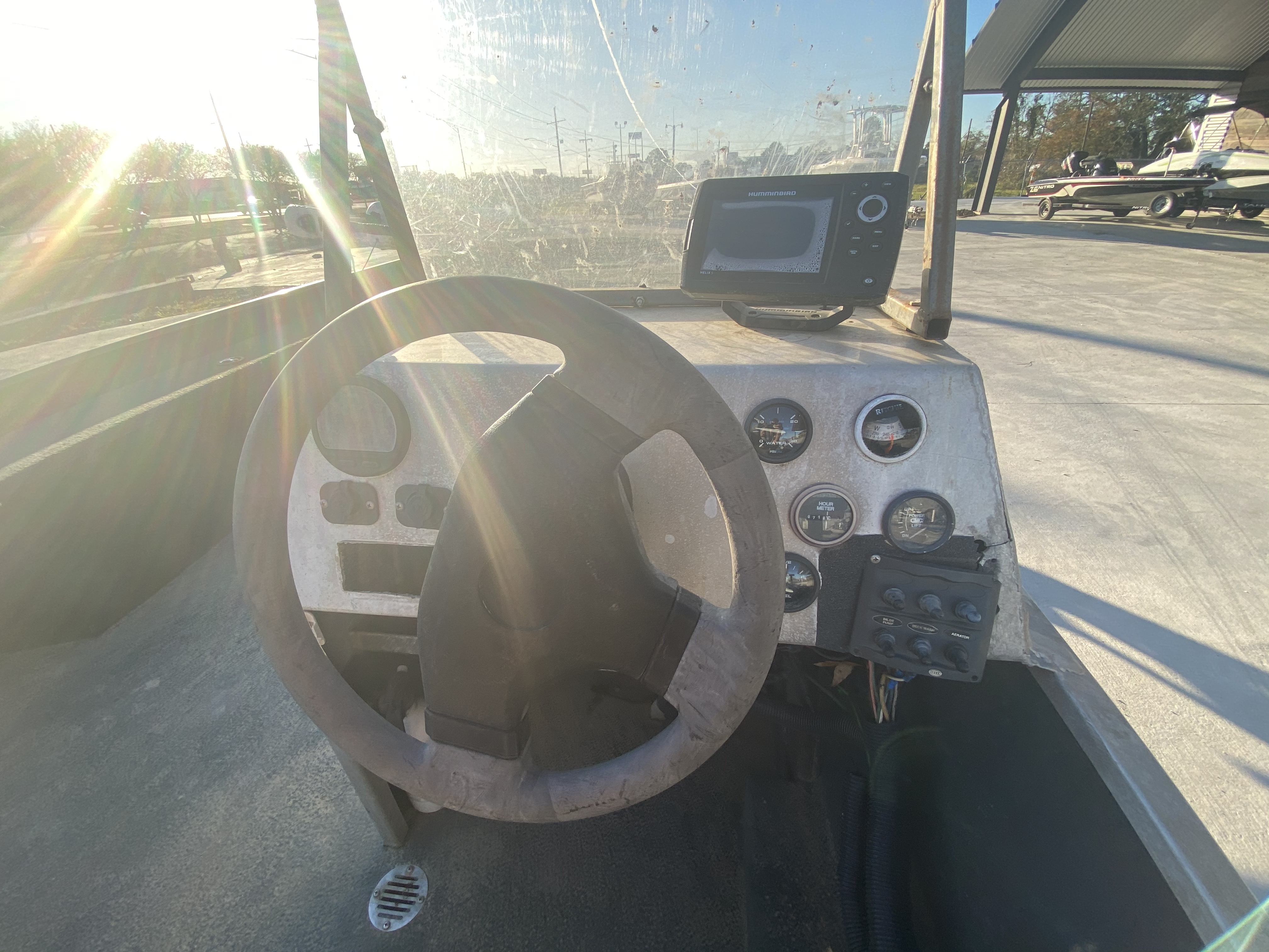 2002 Life Tyme boat for sale, model of the boat is 195 & Image # 4 of 13
