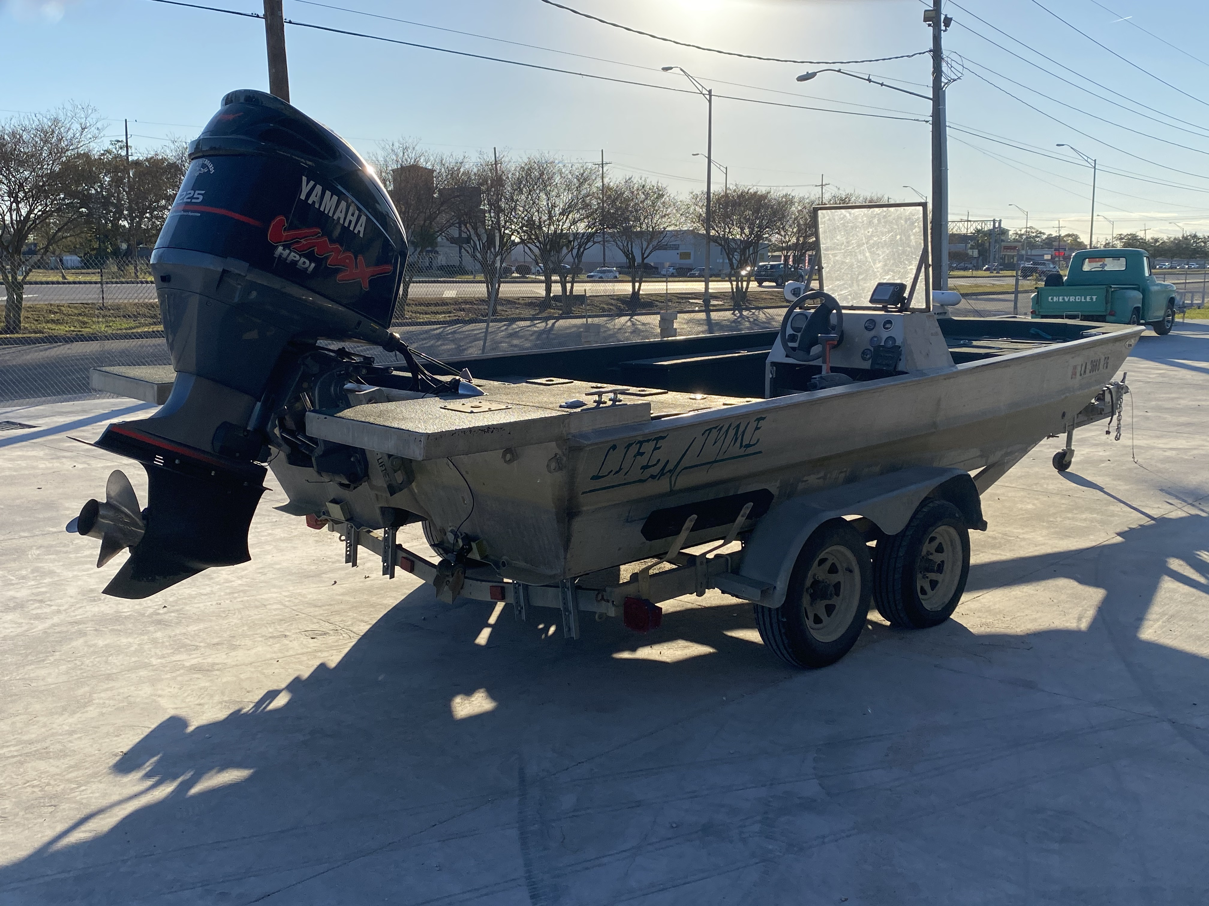 2002 Life Tyme boat for sale, model of the boat is 195 & Image # 11 of 13