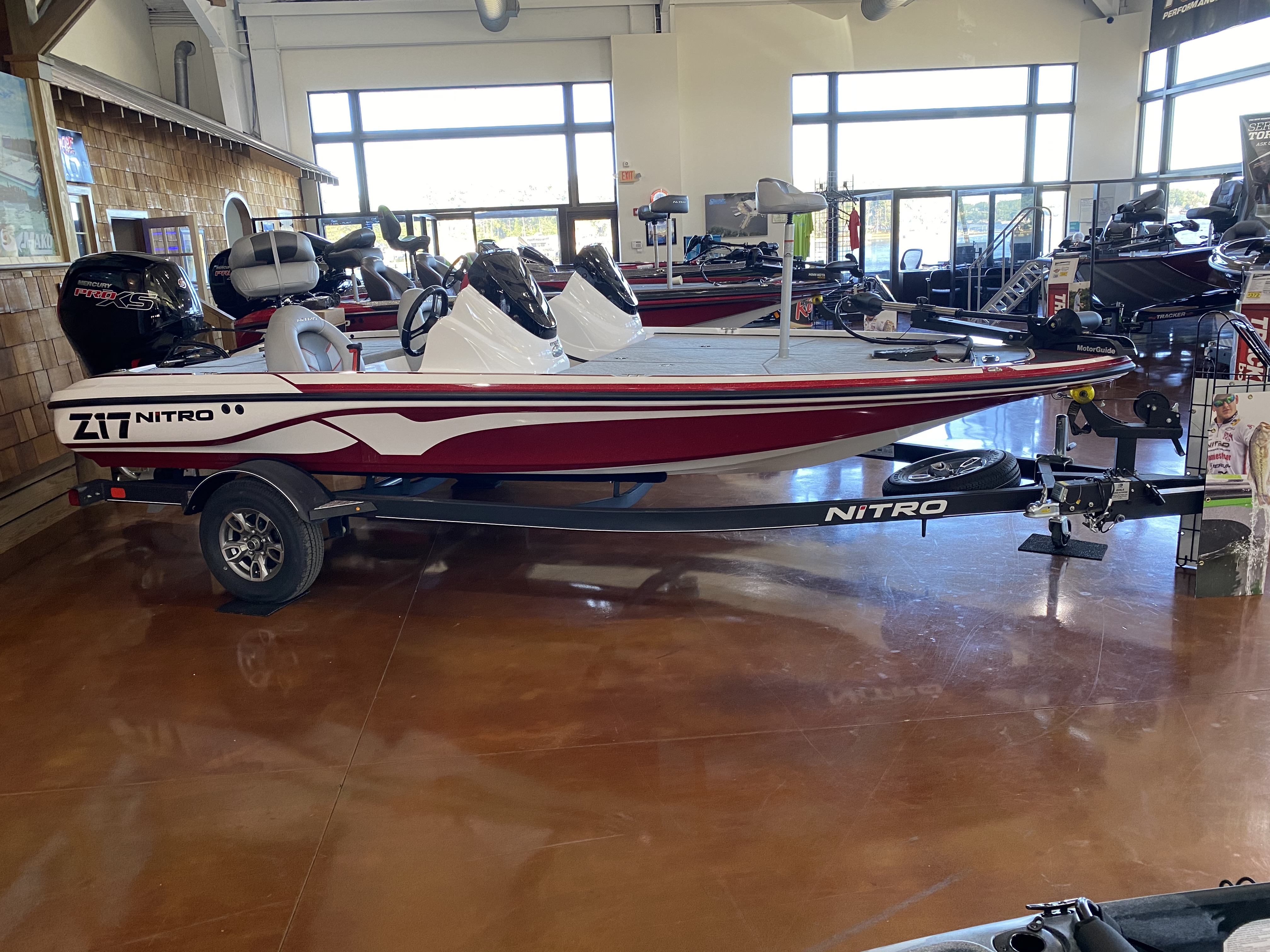 2021 Nitro boat for sale, model of the boat is Z17 & Image # 1 of 43