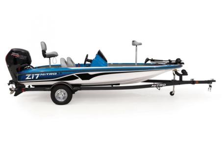2021 Nitro boat for sale, model of the boat is Z17 & Image # 25 of 43