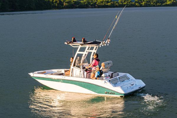 2021 Yamaha Boats 195 FSH SPORT