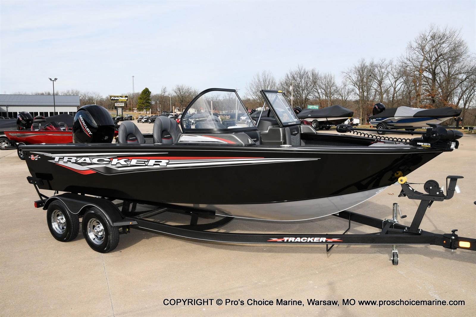 2022 Tracker Boats boat for sale, model of the boat is TARGA V-18 WT w/150HP 4 Stroke & Image # 1 of 50