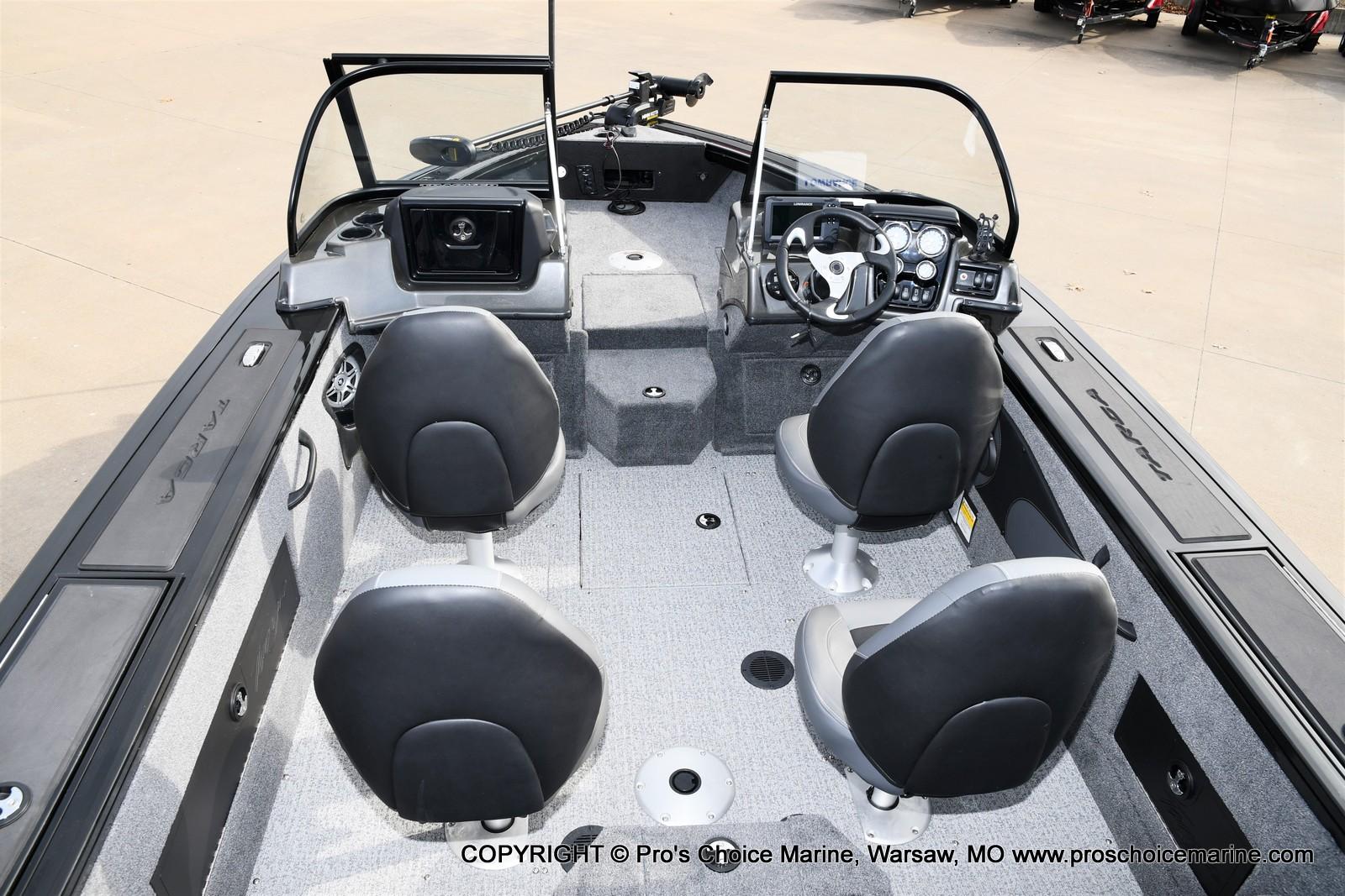 2022 Tracker Boats boat for sale, model of the boat is TARGA V-18 WT w/150HP 4 Stroke & Image # 7 of 50