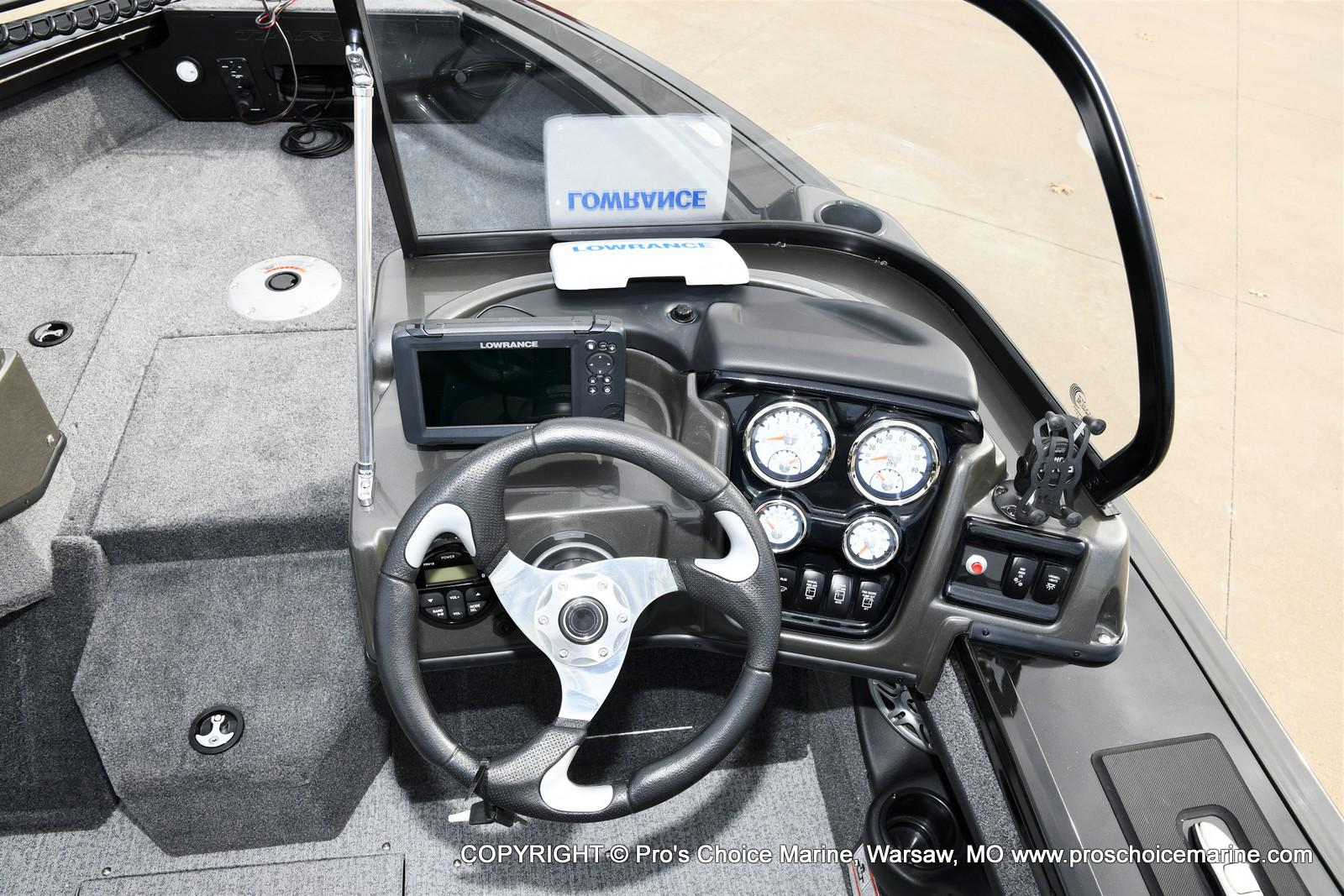 2022 Tracker Boats boat for sale, model of the boat is TARGA V-18 WT w/150HP 4 Stroke & Image # 8 of 50