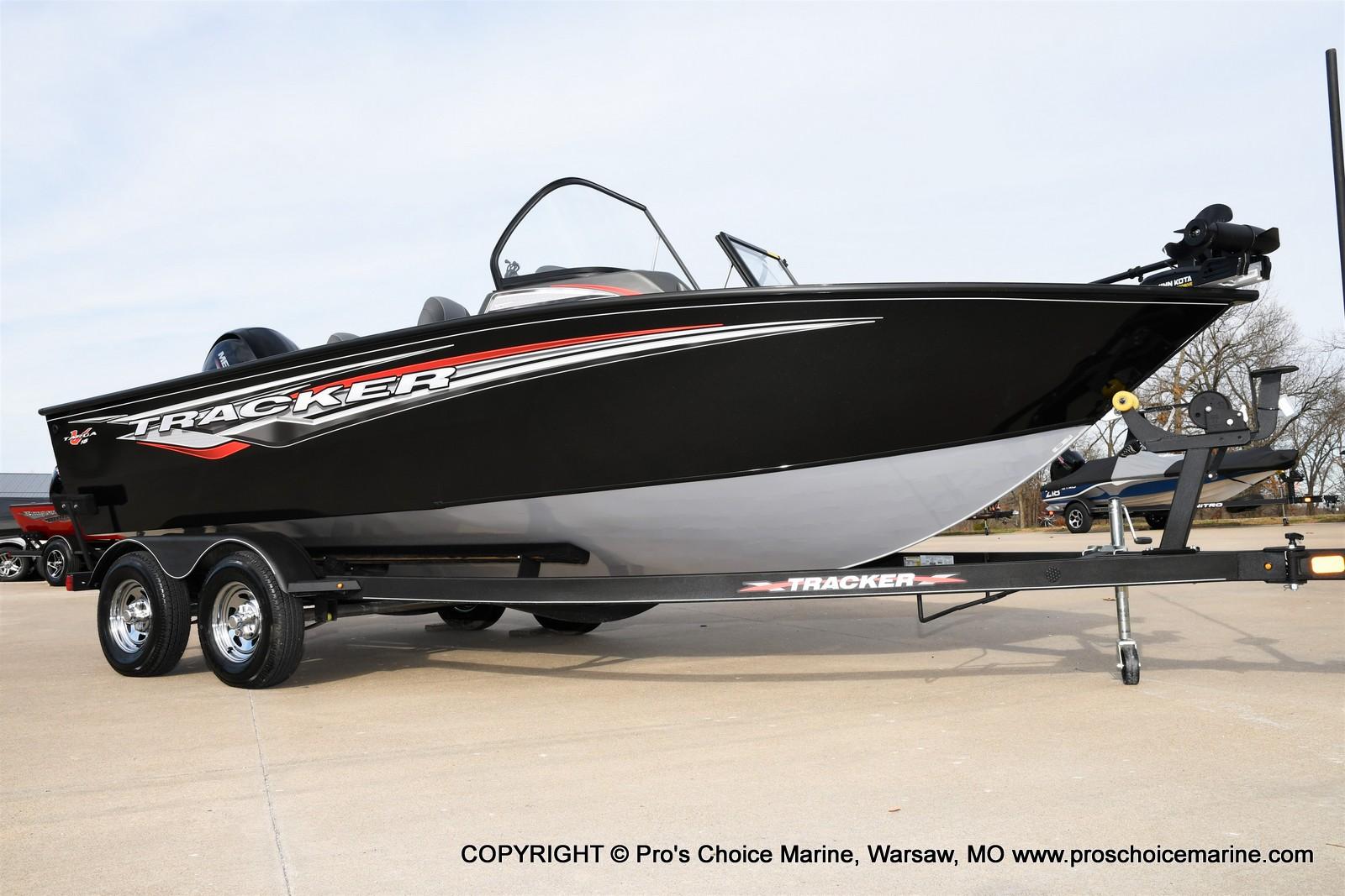 2022 Tracker Boats boat for sale, model of the boat is TARGA V-18 WT w/150HP 4 Stroke & Image # 44 of 50