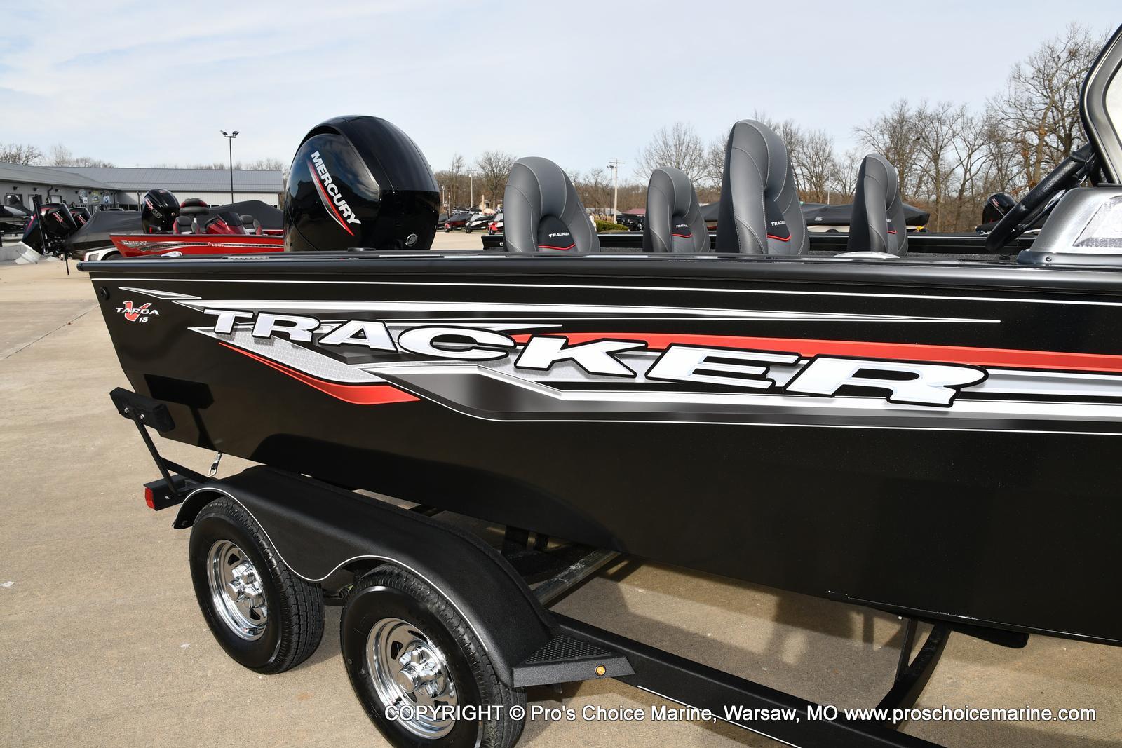 2022 Tracker Boats boat for sale, model of the boat is TARGA V-18 WT w/150HP 4 Stroke & Image # 45 of 50
