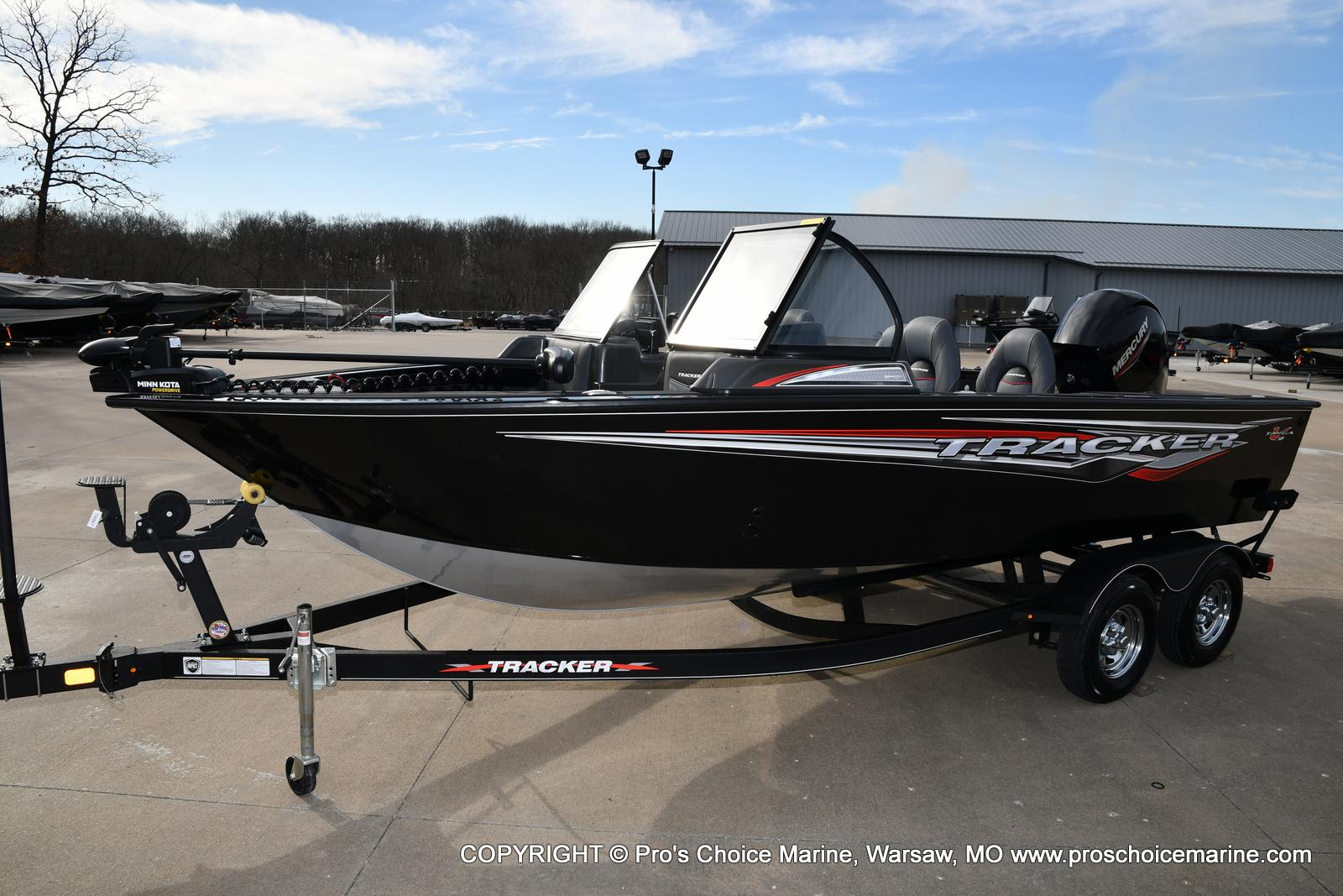 2022 Tracker Boats boat for sale, model of the boat is TARGA V-18 WT w/150HP 4 Stroke & Image # 46 of 50