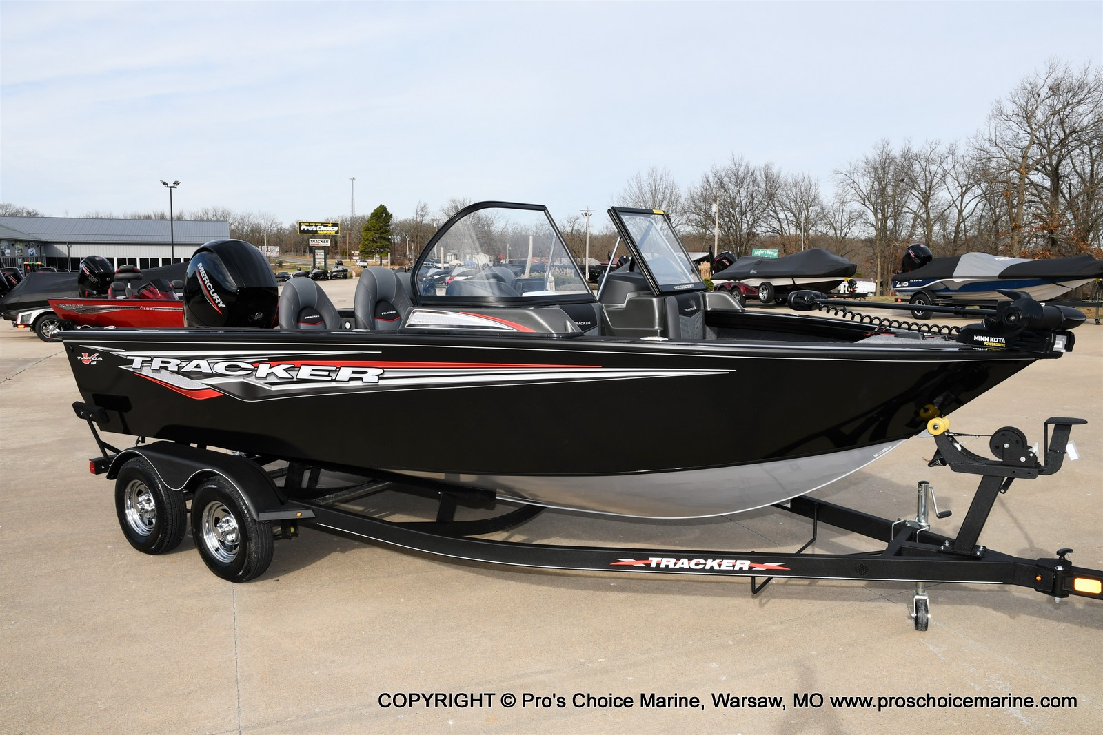 2022 Tracker Boats boat for sale, model of the boat is TARGA V-18 WT w/150HP 4 Stroke & Image # 27 of 50