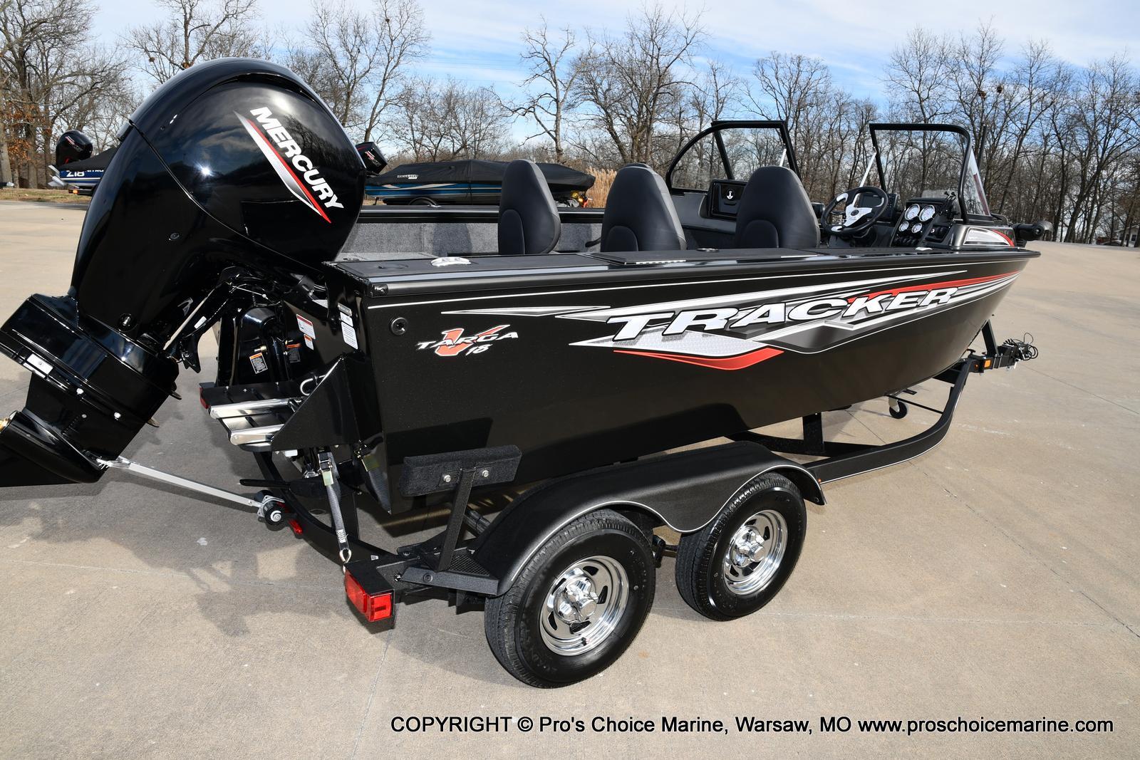 2022 Tracker Boats boat for sale, model of the boat is TARGA V-18 WT w/150HP 4 Stroke & Image # 28 of 50