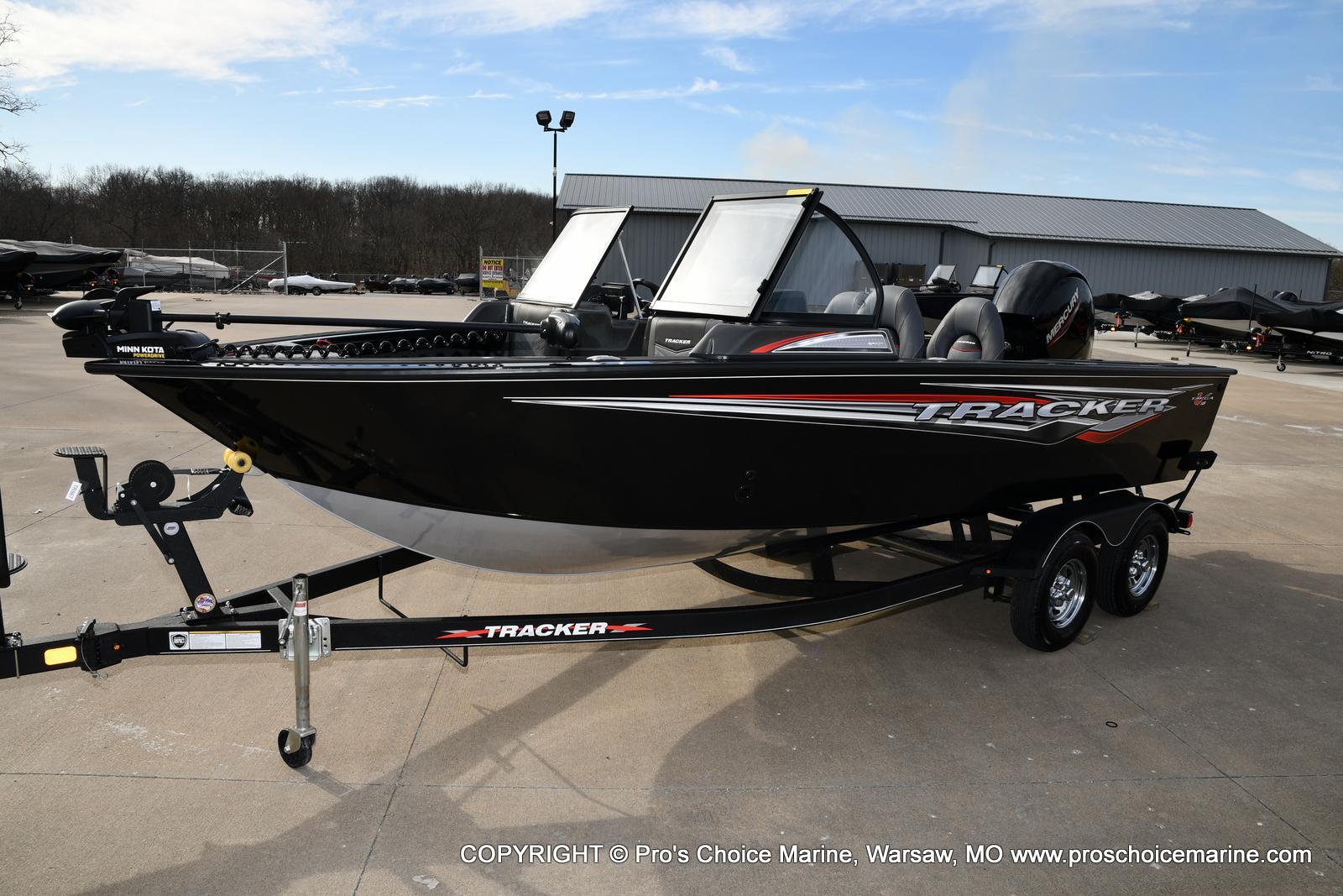2022 Tracker Boats boat for sale, model of the boat is TARGA V-18 WT w/150HP 4 Stroke & Image # 31 of 50