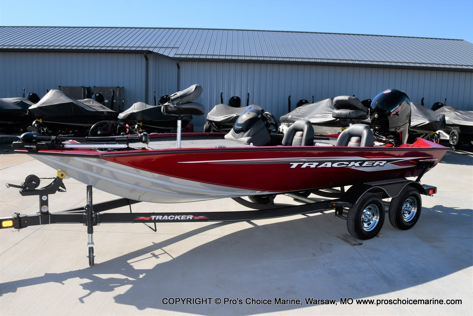 2022 Tracker Boats boat for sale, model of the boat is PRO TEAM 195 TXW w/150HP Pro-XS & Image # 29 of 50