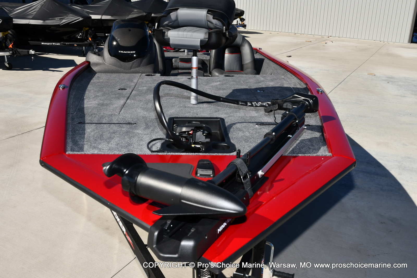 2022 Tracker Boats boat for sale, model of the boat is PRO TEAM 195 TXW w/150HP Pro-XS & Image # 30 of 50