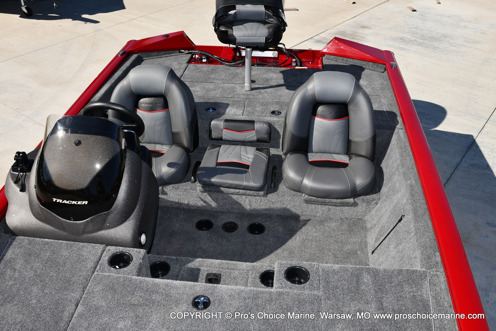 2022 Tracker Boats boat for sale, model of the boat is PRO TEAM 195 TXW w/150HP Pro-XS & Image # 34 of 50