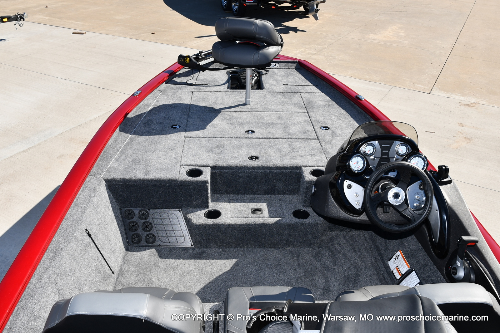 2022 Tracker Boats boat for sale, model of the boat is PRO TEAM 195 TXW w/150HP Pro-XS & Image # 40 of 50