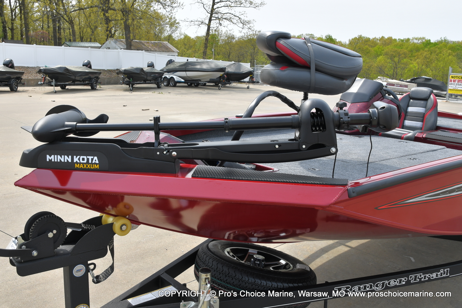 2021 Ranger Boats boat for sale, model of the boat is RT188P w/115HP Pro-XS CT & COIN BOX & Image # 20 of 50