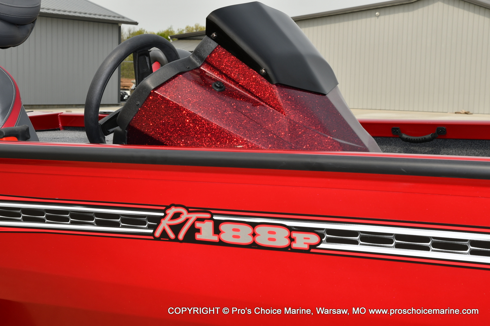2021 Ranger Boats boat for sale, model of the boat is RT188P w/115HP Pro-XS CT & COIN BOX & Image # 49 of 50