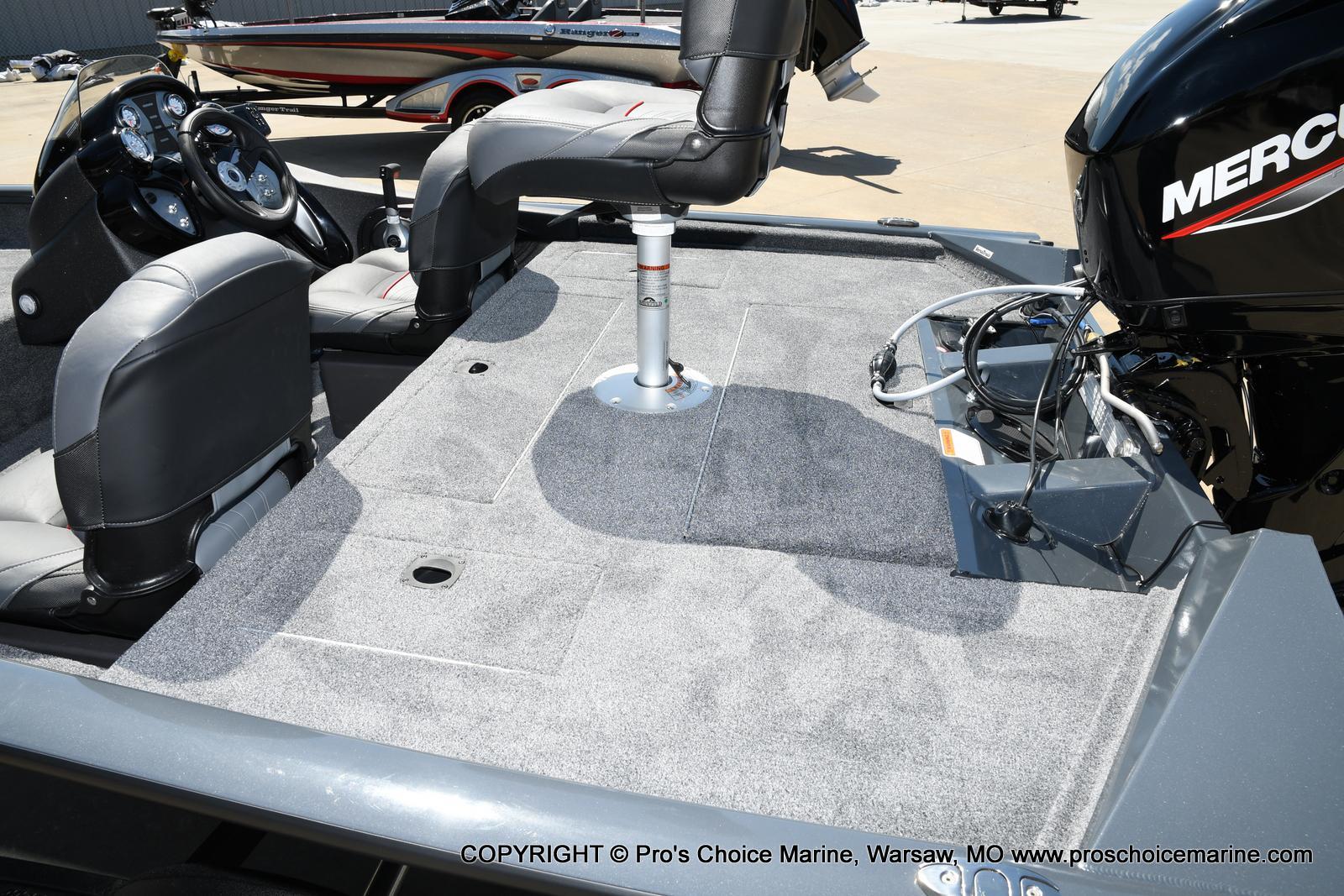 2022 Tracker Boats boat for sale, model of the boat is PRO TEAM 175 TF w/60HP Mercury 4 Stroke & Image # 18 of 50