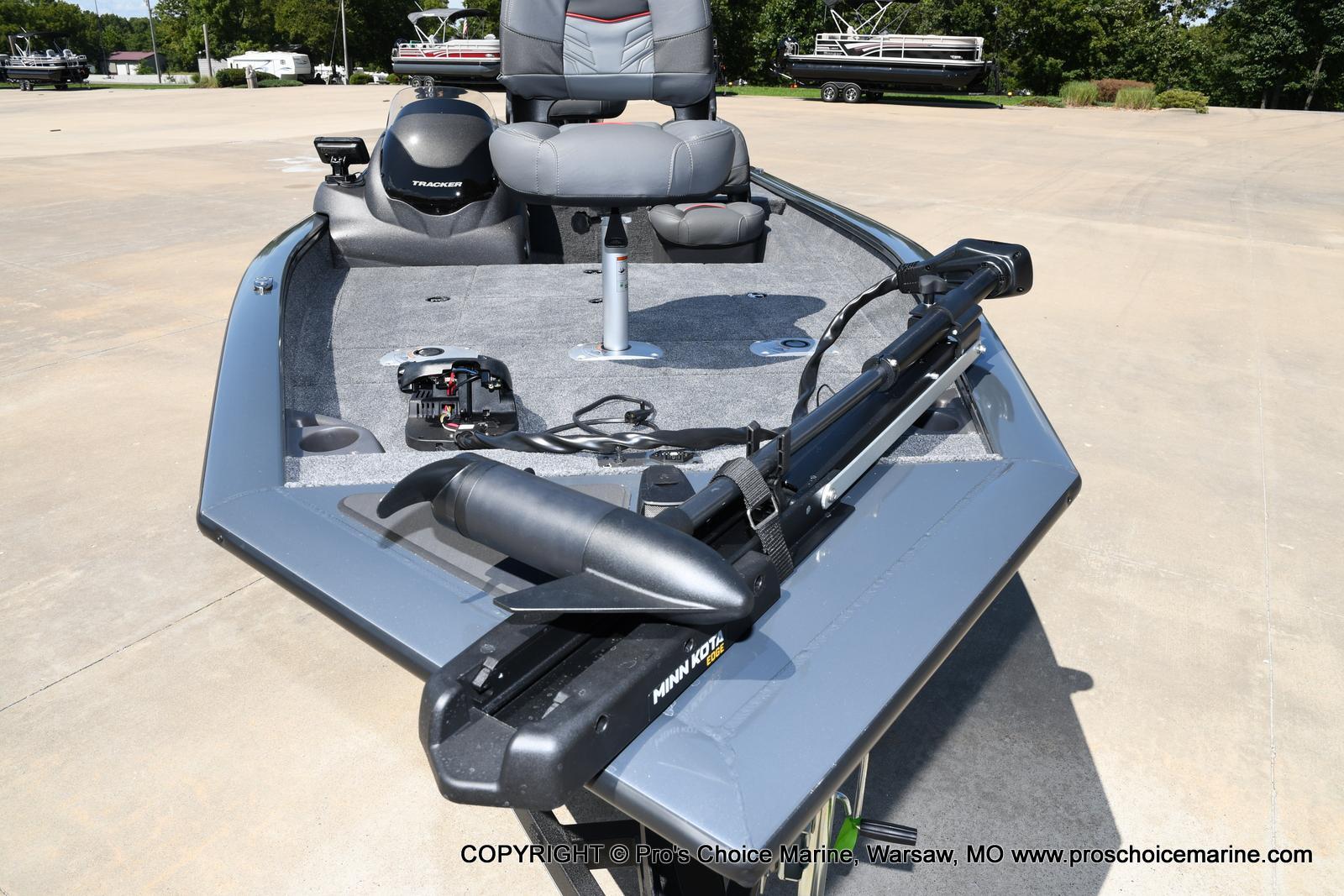 2022 Tracker Boats boat for sale, model of the boat is PRO TEAM 175 TF w/60HP Mercury 4 Stroke & Image # 27 of 50