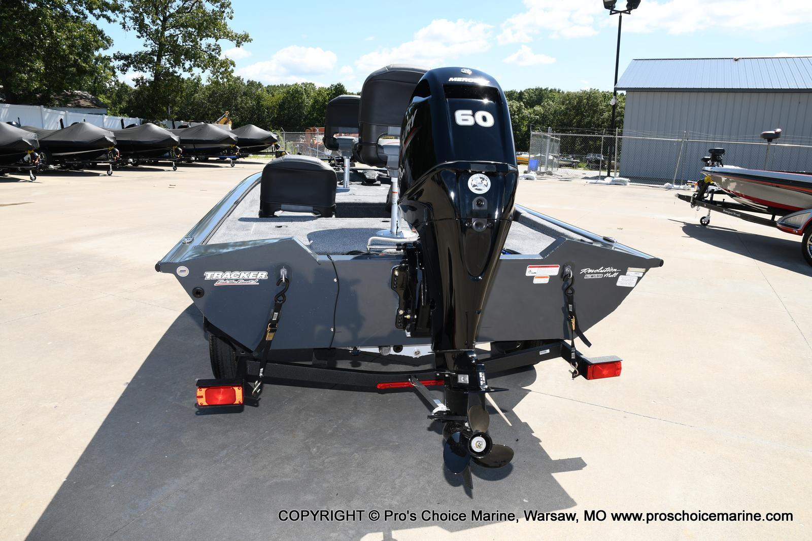 2022 Tracker Boats boat for sale, model of the boat is PRO TEAM 175 TF w/60HP Mercury 4 Stroke & Image # 36 of 50