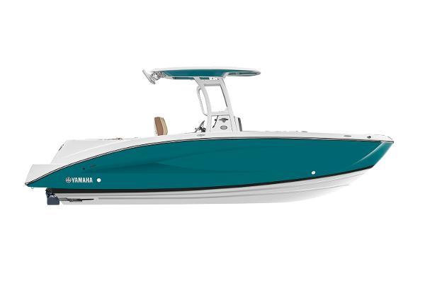 2021 Yamaha Boats 255 FSH SPORT E