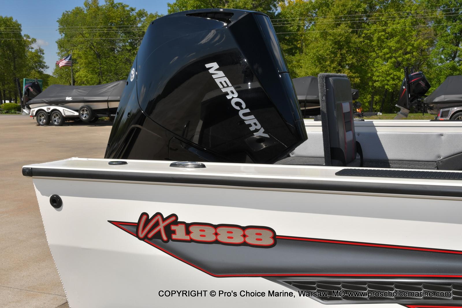 2021 Ranger Boats boat for sale, model of the boat is VX1888 WT w/225HP Mercury 4 Stroke & Image # 16 of 50