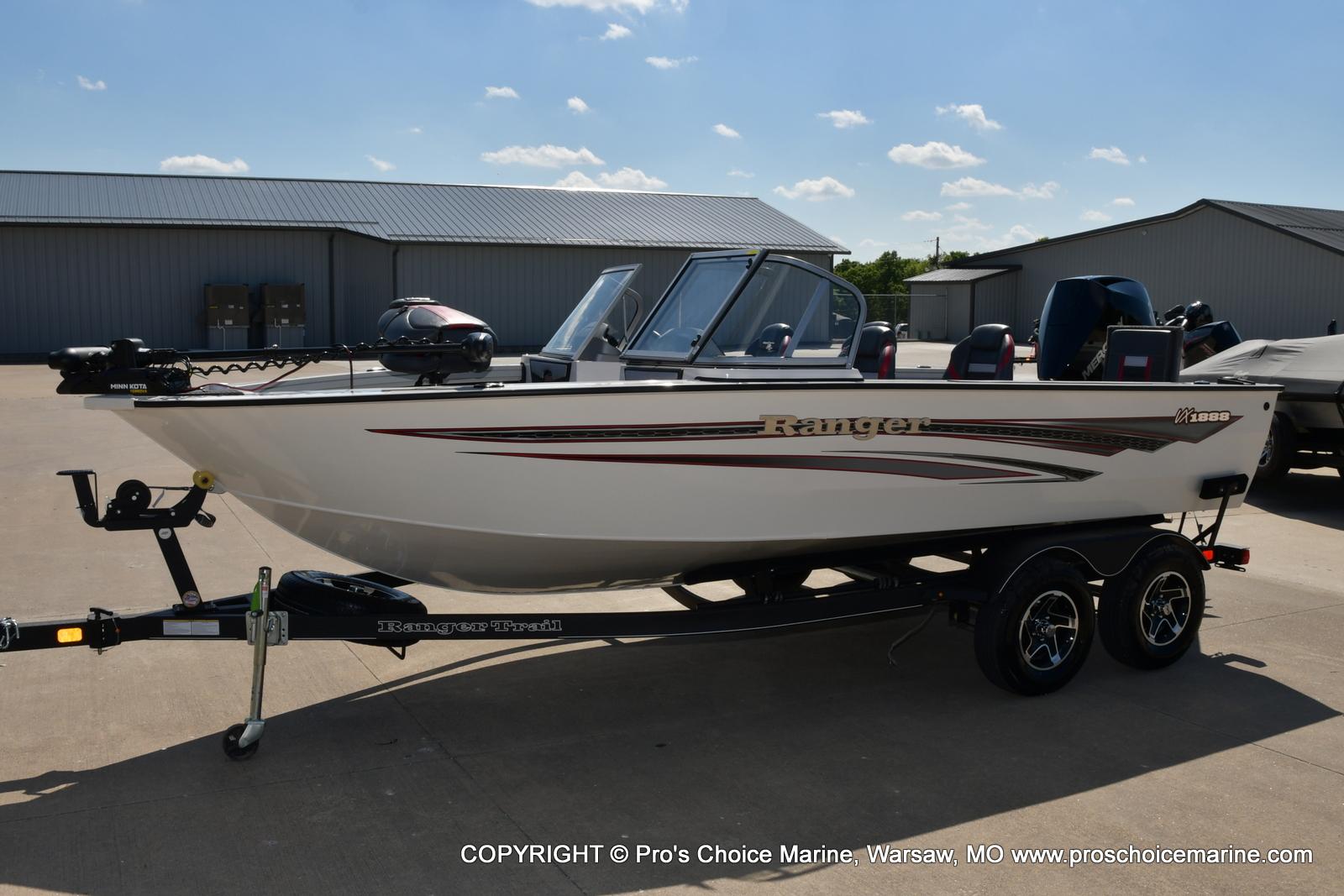 2021 Ranger Boats boat for sale, model of the boat is VX1888 WT w/225HP Mercury 4 Stroke & Image # 17 of 50