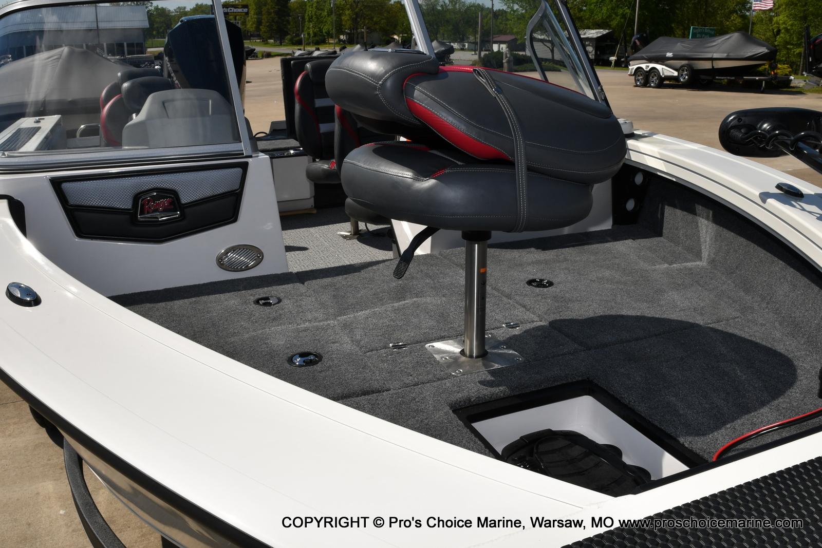 2021 Ranger Boats boat for sale, model of the boat is VX1888 WT w/225HP Mercury 4 Stroke & Image # 27 of 50