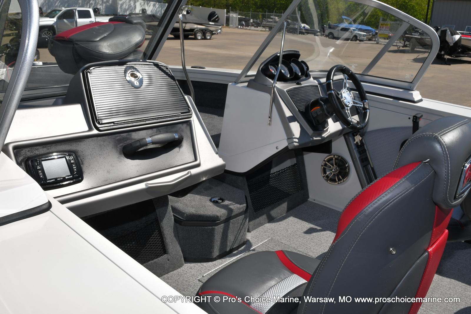 2021 Ranger Boats boat for sale, model of the boat is VX1888 WT w/225HP Mercury 4 Stroke & Image # 28 of 50